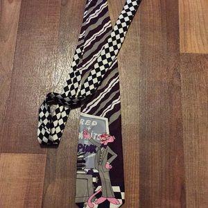 Pink Panther tie